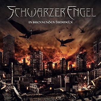 Schwarzer Engel - In Brennenden Himmeln [CD] USA import