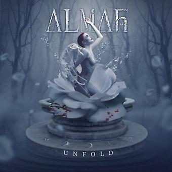Almah - udfolde [CD] USA import