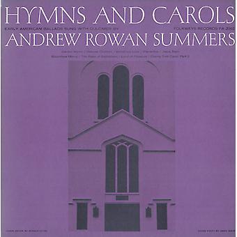 Andrew Rowan Summers - importazione USA inni & Carols [CD]