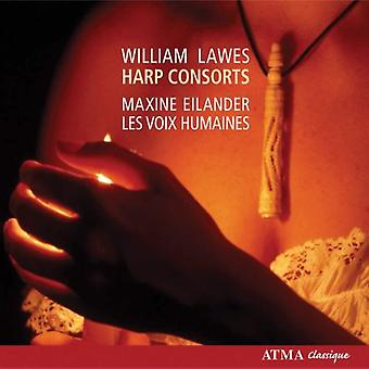 W. Lawes - William Lawes: Harpa gemåler [CD] USA import