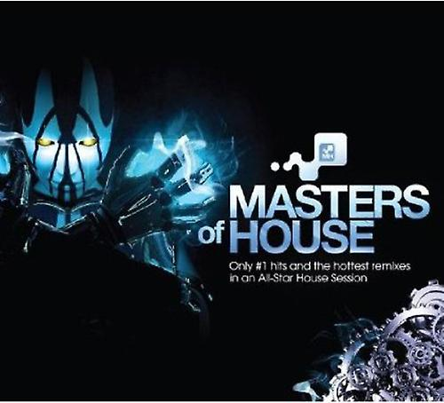 Masters of House - Masters of House [CD] USA import