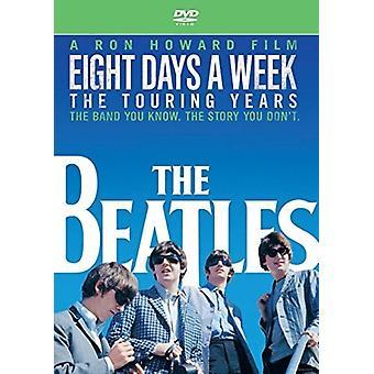 Beatles - oito dias por semana - a importação dos EUA anos Touring [DVD]