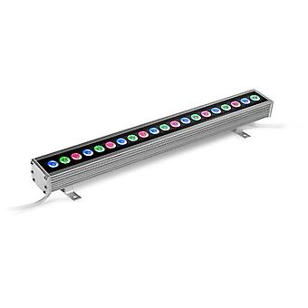 Leds C4 Proyector Tron 18xLed Cree 30W Anodizado