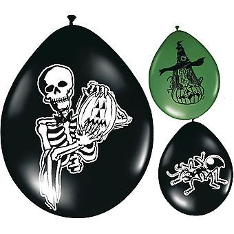 Balloon Halloween 3 horror motifs of balloons 8 St. decoration balloons