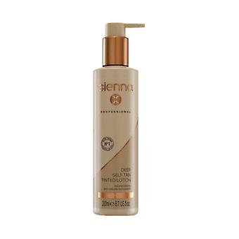 Sienna X Deep Self Tan Tinted Lotion