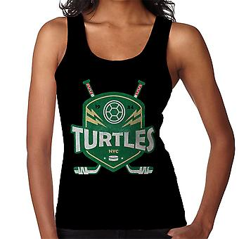 Turtles Hockey Emblem Women's Vest