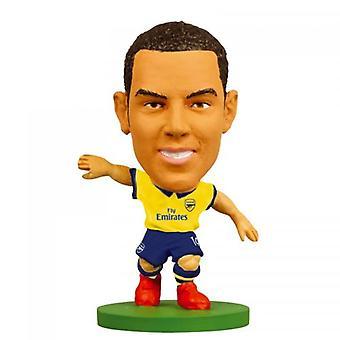 Arsenal SoccerStarz Walcott ausente