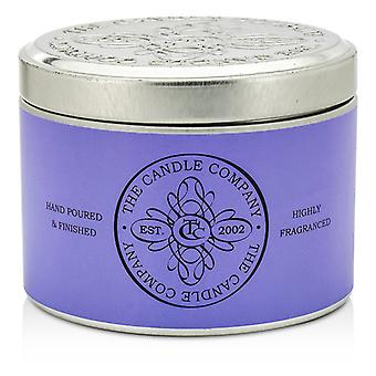 The Candle Company Tin Can Highly Fragranced Candle - French Lavender (1.5x3) inch