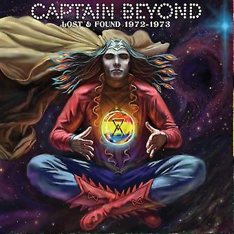Captain Beyond - mistede & fundet 1972-1973 [CD] USA import