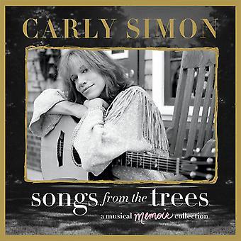 Carly Simon - canciones de los árboles (una colección de memorias musicales) importación de Estados Unidos [CD]