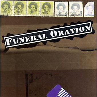 Funeral Oration - Funeral Oration [CD] USA import