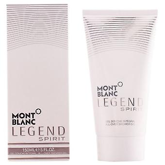 Montblanc Legend Spirit Shower Gel 150 Ml