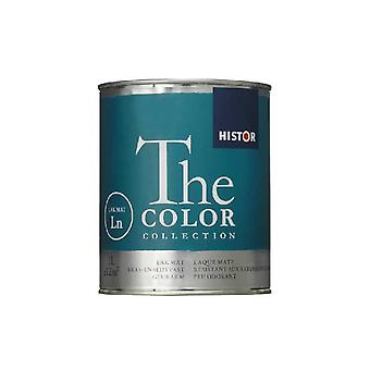 Histor The Color Collection acryl mat basis Ln 1 l
