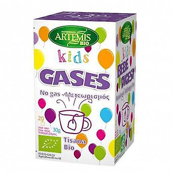 Herbes del Molí Kids 20 tisane Bio Gas Filters