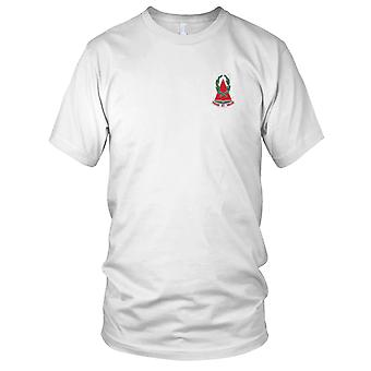 US Army - 41st Engineering Battalion Embroidered Patch - Ladies T Shirt