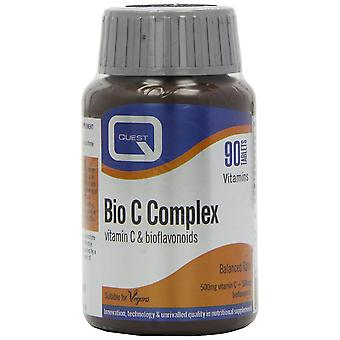 Quest Bio C Complex 500mg, 90 tablets