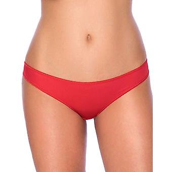 Roza Women's Mimi Red Knickers Panty Brief