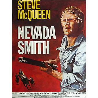 Nevada Smith Movie Poster (11 x 17)