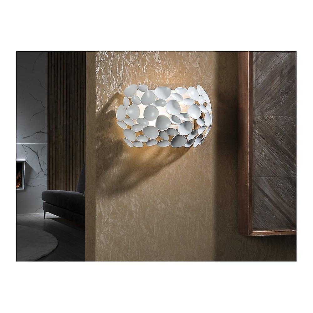 Schuller Narisa Wall Lamp, 2L, blanc