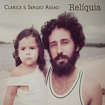 Assad, Clarice / Sergio - Relmquia [CD] USA import