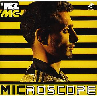 Riz Mc - mikroskop [CD] USA importerer