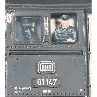 Roco 40001 H0 engine driver and heater