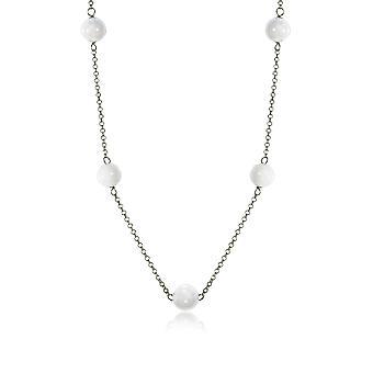 Antica Murrina ladies COA29A01 white steel Hall chain