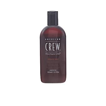American Crew Liquid Wax 150ml Mens New For Him Sealed Boxed
