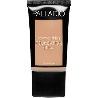 Palladio Powder Finish Foundation 04 Naturally beige (Makeup , Face , Foundation)