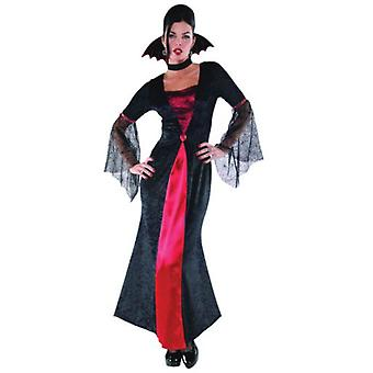 Amscan Vampiresa Adult Costume (Babies and Children , Costumes)