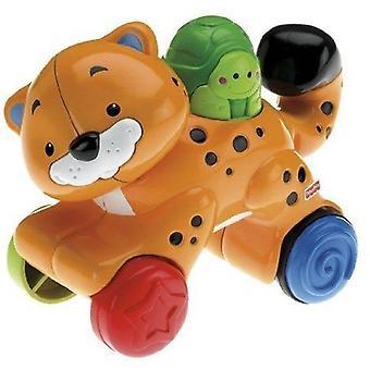 Druk & Ga dieren Fisher-price cheetah