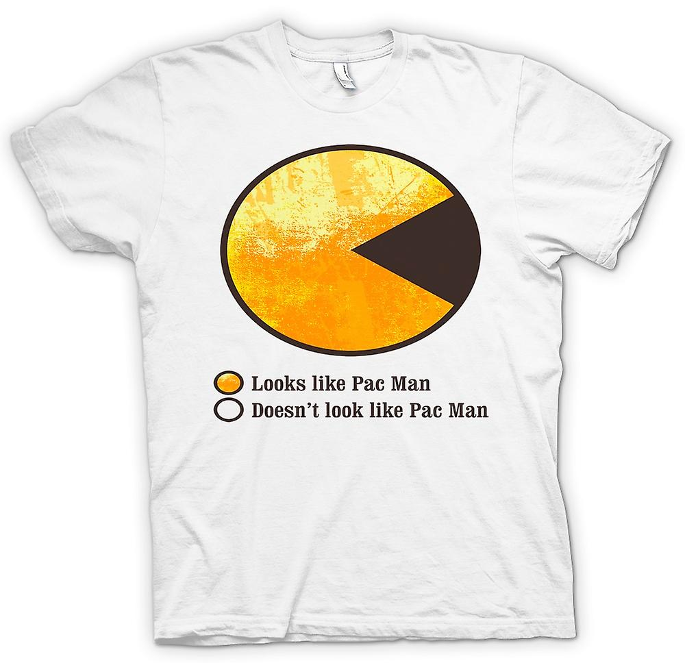 Womens T-shirt - Pacman Inspired Gamer