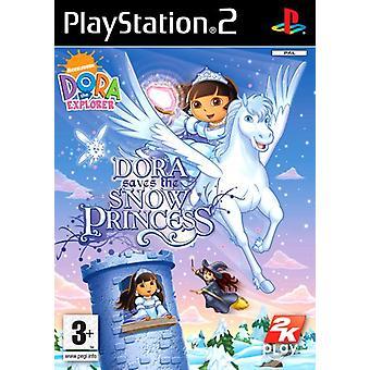 Dora Explorer Dora rettet die Schneeprinzessin (PS2)