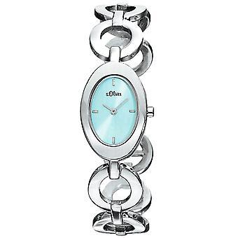 s.Oliver ladies wrist watch analog quartz SO-15076-MQR