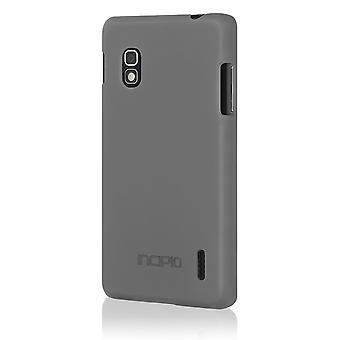 Incipio Feather Case for LG Optimus G - Iridescent Gray
