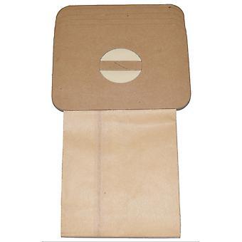 Damm-papperspåsar med dammsugare, Electrolux Z345