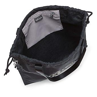 Kipling New Hiphurray Tote Bag - Lively Black