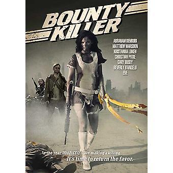 Bounty Killer Movie Poster (11x17)