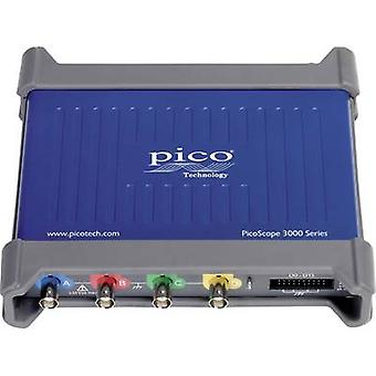 pico 3405D MSO USB Oscilloscope 100 MHz 20-channel 250 MSa/s 64 Mpts Digital storage (DSO), Mixed signal (MSO), Function generator