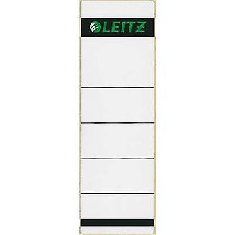 Leitz Lever arch file labels 1642-00-85 61 x 191 mm Paper Grey Permanent 10 pc(s)