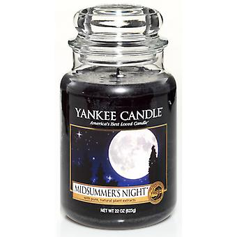 Yankee Candle Large Jar Candle Classic Midsummer Night 623g