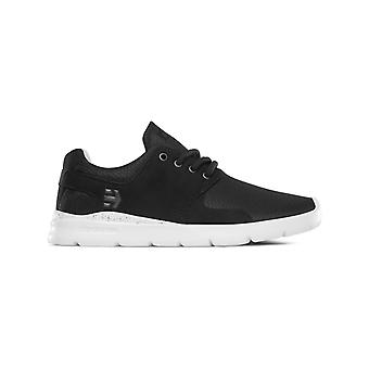Etnies Black-Pink-White Scout XT Womens Low Top Shoe