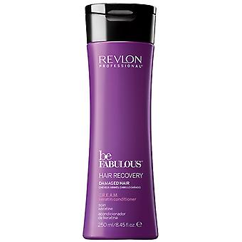Revlon Revlon Be Fabulous Daily Care Conditioner 250 ML (Hair care , Hair conditioners)