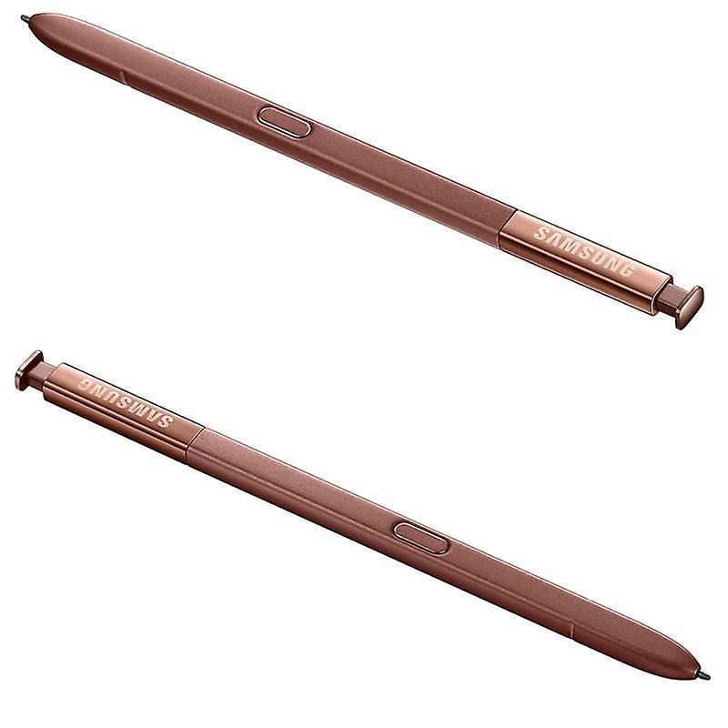 Samsung S caneta caneta marrom para Galaxy note 9 N960F acessórios EJ-PN960BAEGWW novo