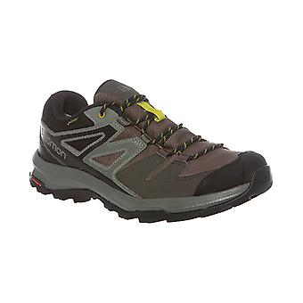 Salomon X radiant GORE-TEX® men's walking shoes Brown