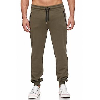 Kaki de pantalon jogging tazzio fashion hommes