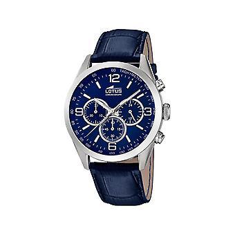 LOTUS - wrist watch - men - 18155/4 - minimalist - sports