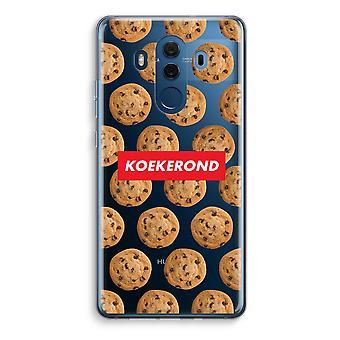 Huawei Mate 10 caso Pro transparente (Soft) - Koekerond