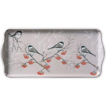Ambiente Large Tray, Bird on a Branch 37 x 17cm