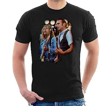 TV Zeiten Rick und Franz von Status Quo Herren T-Shirt